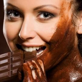 Tratamiento sublime de chocolate