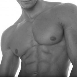 Depilación pecho y abdomen hombre