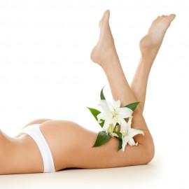 Fotodepilación medias piernas mujer