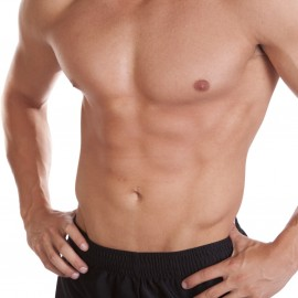 Fotodepilación pecho y abdomen